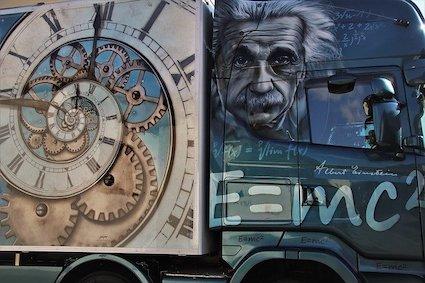 Einstein -Quantenphysik